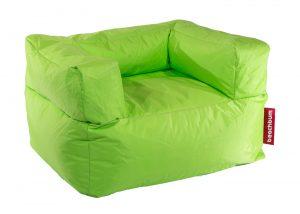 outdoor bean bag chair arm chair green