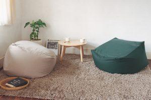 outdoor bean bag chair muji body fit
