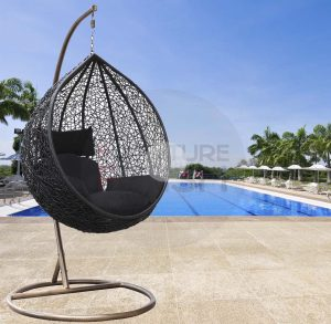 outdoor egg chair hanging designer egg chair b