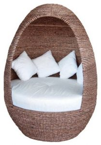 outdoor egg chair outdoor wicker egg chair