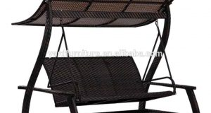 outdoor swing chair garden steel swing chair