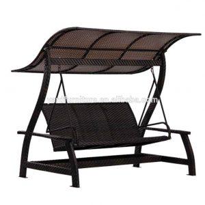 outdoor swing chair garden steel swing chair