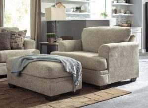 oversized chair and ottoman sets cozy grey reading chair with arm and ottoman