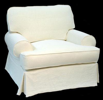 oversized chair slipcover