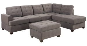 oversized leather chair modular sectional by madison home usa