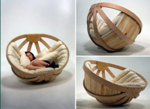 oversized papasan chair comfy chair breadbowl