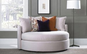 oversized reading chair round read