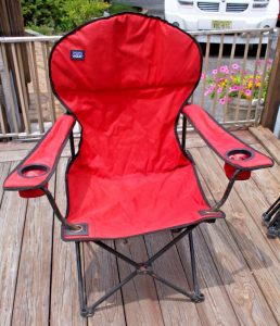 ozark trail folding chair s l