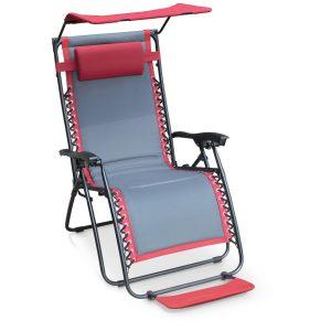 padded zero gravity chair ts