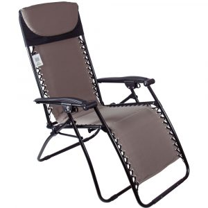 padded zero gravity chair xs brown relaxer chair xpx