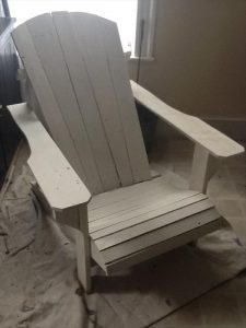 pallet adirondack chair diy wooden pallet adirondack chair pallets