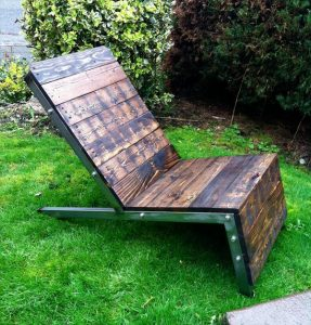 pallet adirondack chair pallet industrial adirondack chair