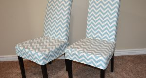 parson chair covers