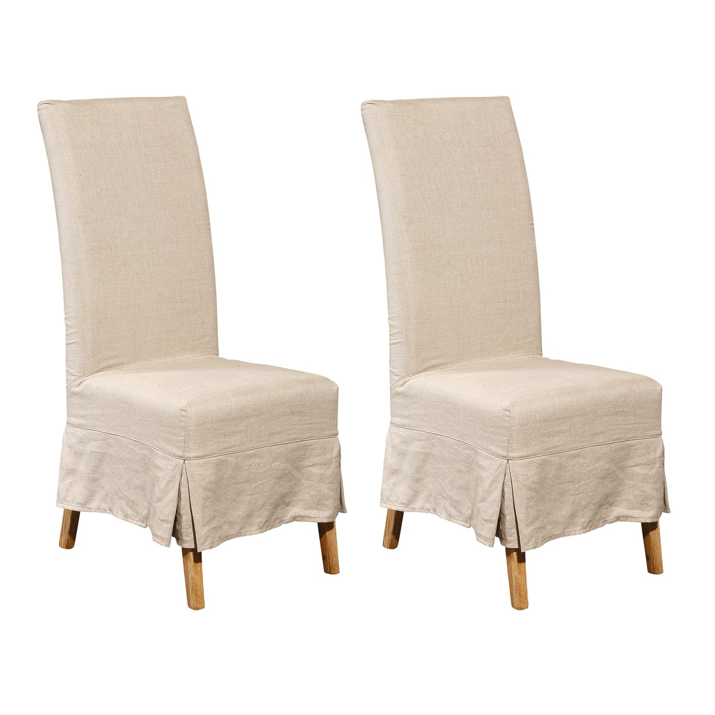 parsons chair slipcovers
