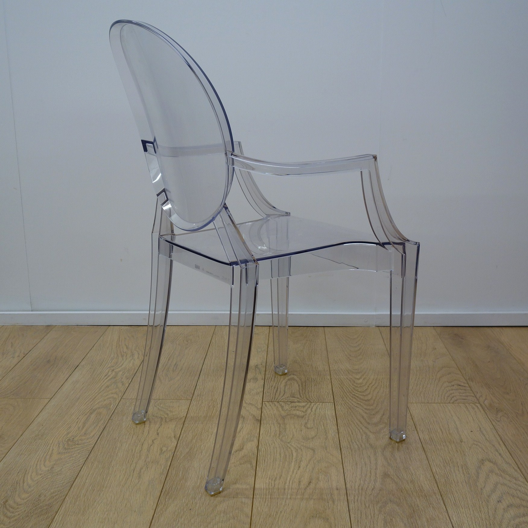 philippe starck ghost chair