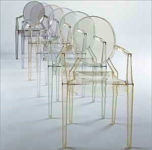 philippe starke ghost chair ghost chairs by starke