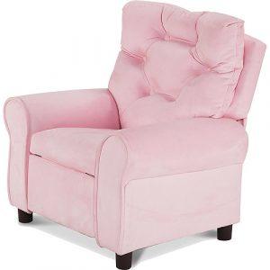 pink rocker chair x