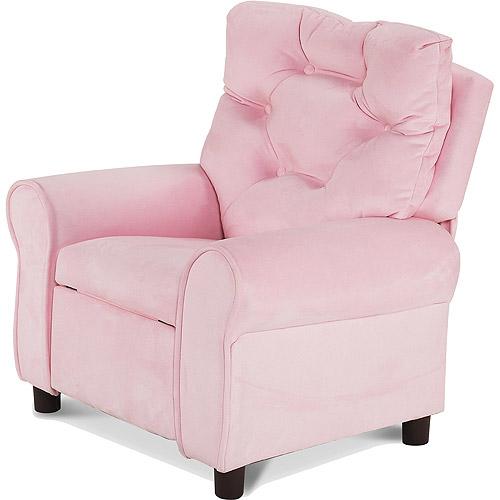 pink rocker chair