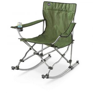 portable rocking chair collapsible green portable rocking lawn chairs