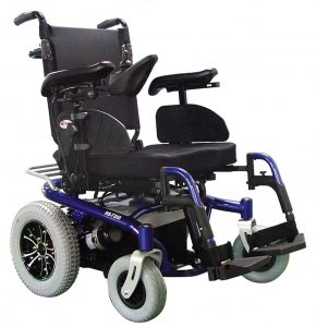 power assist wheel chair