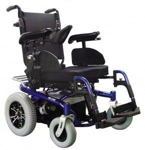 power assist wheel chair