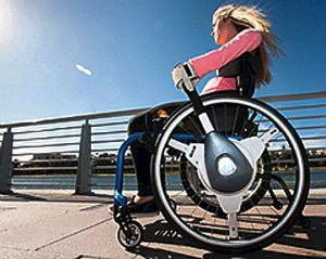 power assist wheel chair nudrive evo