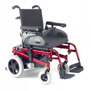 power assist wheel chair sunrise medical quickie rumba folding powerchair p zoom