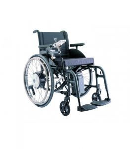power wheel chair alber efix x
