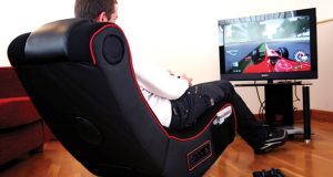 ps gaming chair gamers interactive gaming chair review kts