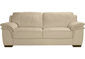 pull out chair lr sof grandpalazzo beige~cindy crawford home grand palazzo beige leather sofa