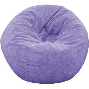 purple bean bag chair adult bean bag chair extra large purple