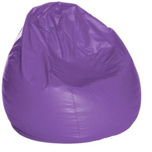 purple bean bag chair bean bag