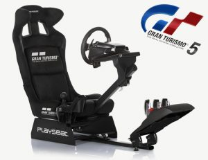 race car chair gran turismo seat