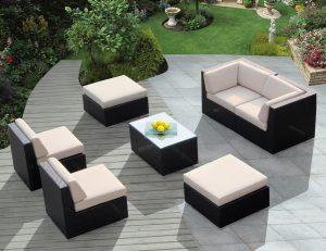rattan chair cushions pic