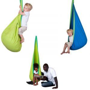 reading nook chair kid hammock font b cocoon b font baby pod font b swings b font child hanging