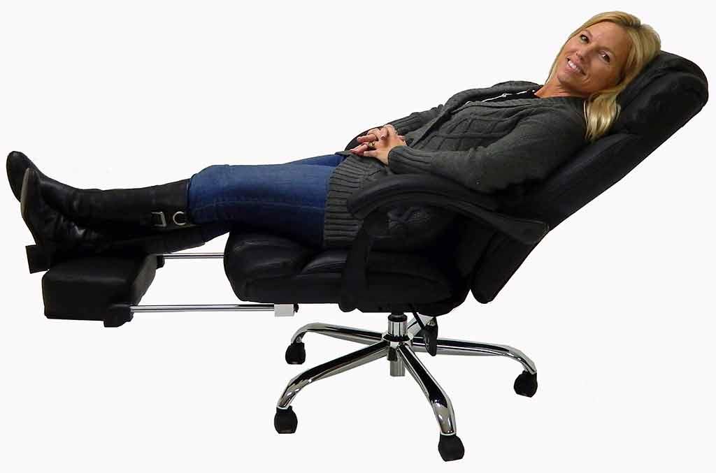 reclining office chair