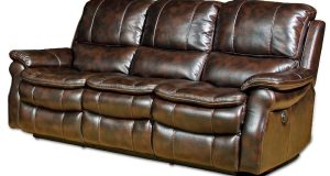 red leather recliner chair seth genuine leather power reclining sofa