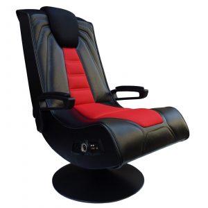 rocker gaming chair x rocker wireless gaming chair