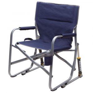 rocking camp chair n