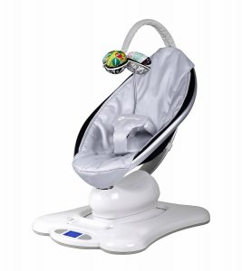 rocking chair baby moms mamaroo silver classic