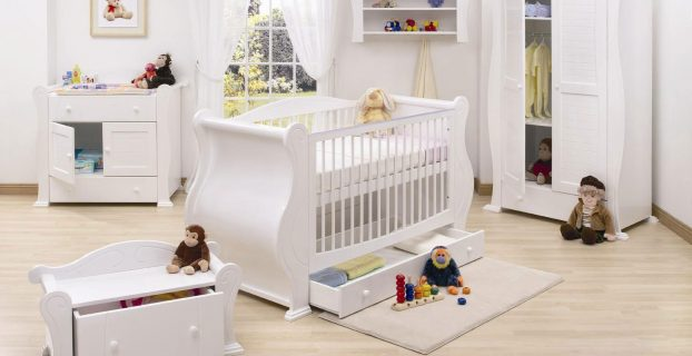 rocking chair for babys room pleasing beautiful clean white baby nursery room design
