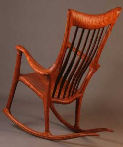rocking chair for porches hand crafted rocking chair