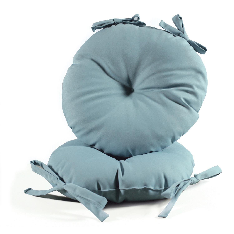 Miraculous Round Bistro Chair Cushion Bangkokfoodietour Com Interior Design Ideas Helimdqseriescom