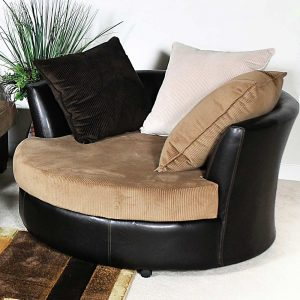 round lounge chair sc