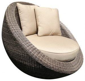 round lounge chair outdoor tropical outdoor lounge chairs