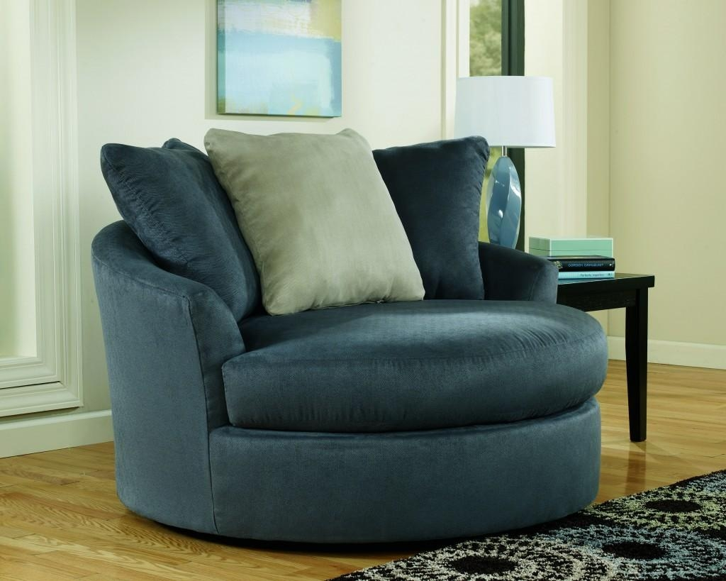 round sofa chair