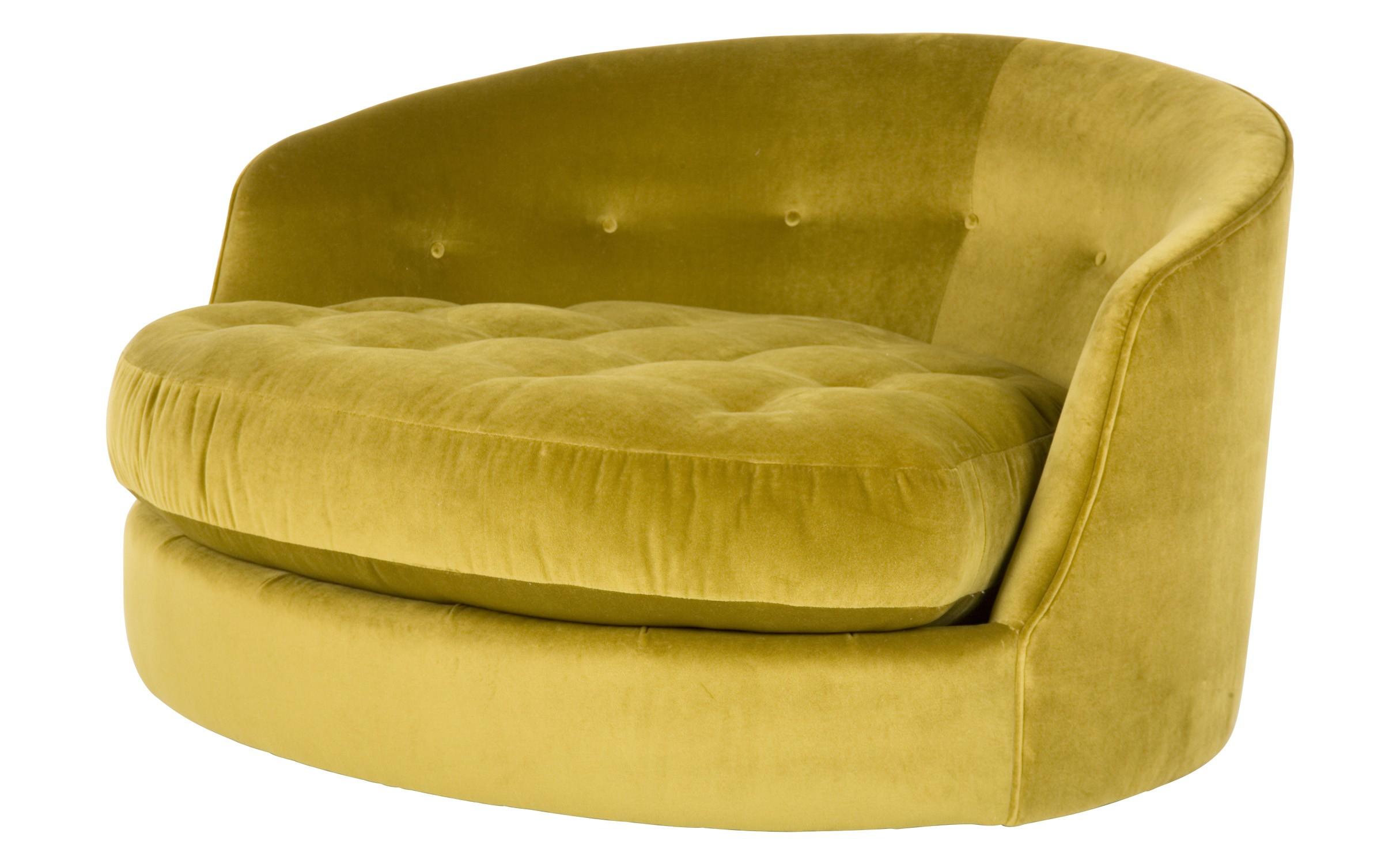 round swivel chair