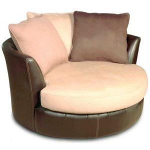 round swivel chair laredo mocha round swivel accent chairjpg