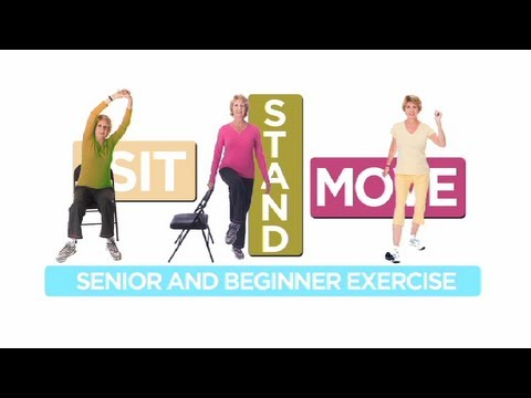 senior chair exercise