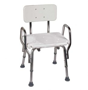 shower chair with arms p